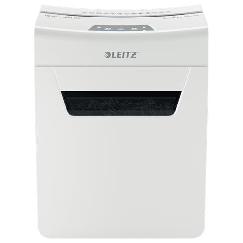 Уничтожитель бумаги (шредер) Leitz IQ Protect Premium 8X (80910000)