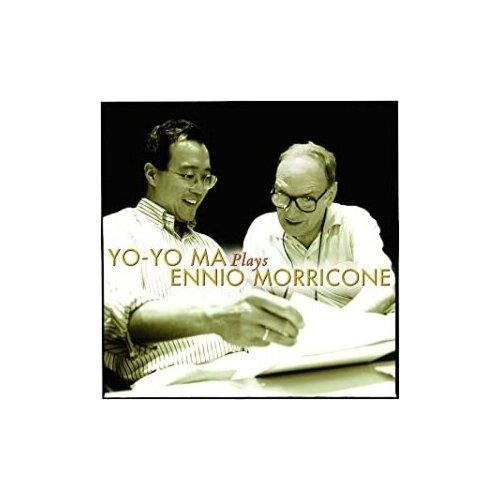 yo yo ma yo yo ma six evolutions bach cello suites 3 lp Виниловые пластинки, MUSIC ON VINYL, YO-YO MA, ENNIO MORRICONE - Yo-Yo Ma Plays Ennio Morricone (2LP)