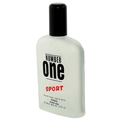Туалетная вода Paris Line Parfums Number One Sport, 100 мл туалетная вода apple parfums couture chiffon 50 мл
