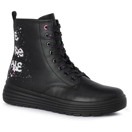 Ботинки GEOX размер 31, черный
