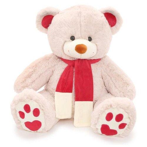 Мягкая игрушка «Медведь Кельвин» латте, 90 см
