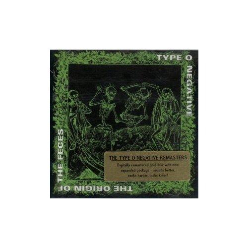 Фото - Компакт-диски, Roadrunner Records, TYPE O NEGATIVE - The Origin Of The Feces (CD) matthew arnold the poems of matthew arnold 1840 1867
