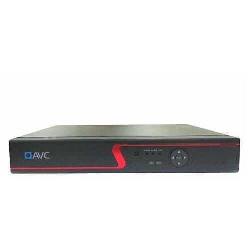 Гибридный видеорегистратор 8 каналов AVC DVR-H4814