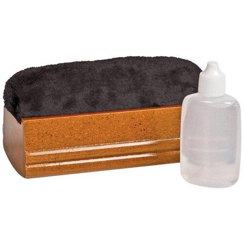 Фото - Бархатная щетка для чистки виниловых пластинок Crosley AC20 Record Cleaning Kit набор для чистки baseus portable cleaning set