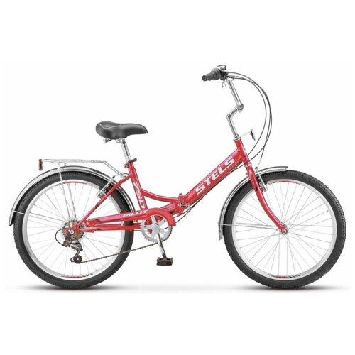 Велосипед STELS Pilot 750 Z010 (2019)(красный)