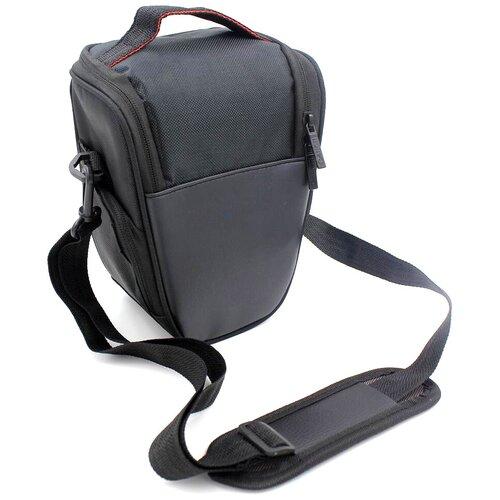 Фото - Защитный чехол-футляр MyPads TC-1210 для фотоаппарата Nikon D3200/D3300/D3400 противоударный усиленный легкий из качественной кожи сумка nikon crumpler slr для d3200 d3300 d3400 d5100 d5200 d5300 d5500 d5600