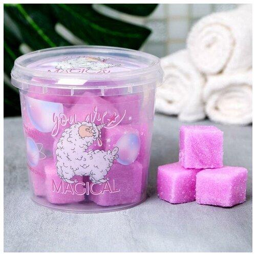 Купить Beauty Fox Скраб кубиками You are magical, фруктовый