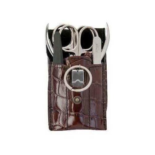 Фото - Маникюрный набор Zinger MS Z-13 S, 6 предметов маникюрный набор с косметичкой zinger ms 1205 804 s 10 предметов