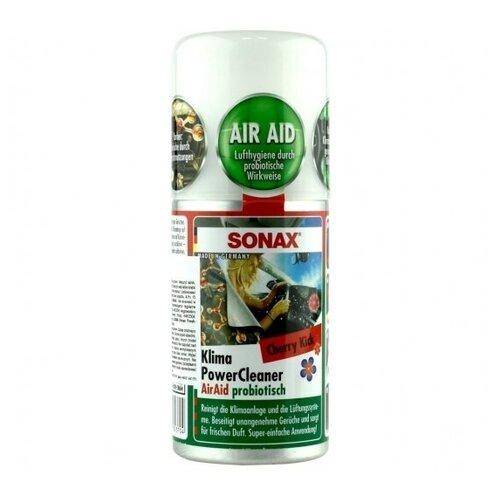 SONAX Очиститель системы кондиционирования для автомобиля с пробиотиком