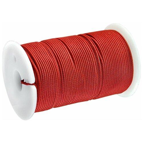Шнур полиамидный SOLARIS S6301r на катушке 1,2 мм х 70 м, Красный