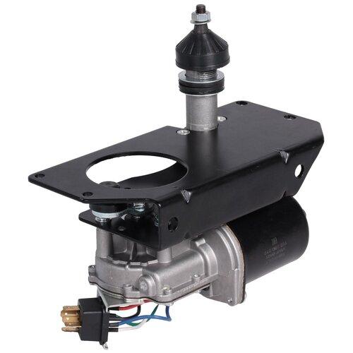 Моторедуктор стеклоочистителя для спецтехники МТЗ-82 12V StartVolt
