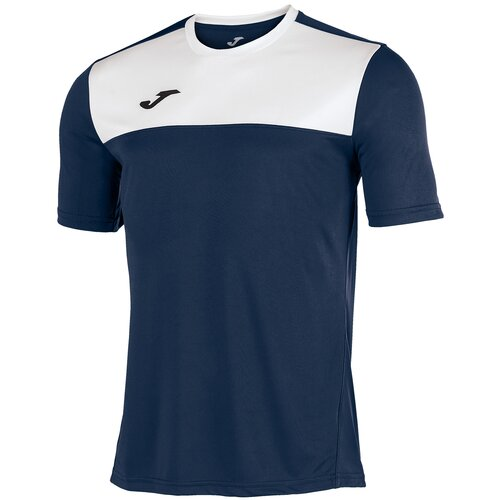 Футболка joma размер M, темно-синий/белый