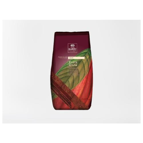 Какао-порошок Cacao Barry 100% какао Extra Brute 22-24%, алкализированный, 100 г.
