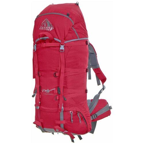 Рюкзак Снаряжение каньон 56 красный