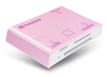Картридер Transcend All-in-1 Multi Card Reader — купить по выгодной цене на Яндекс.Маркете