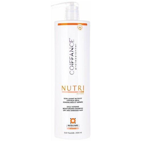 Coiffance Nutri Intense - Шампунь для глубокого питания и увлажнения сухих и поврежденных волос (без сульфатов) 1000 мл недорого