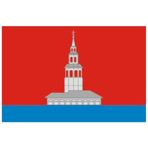 Флаг Усольского района (Пермский край)