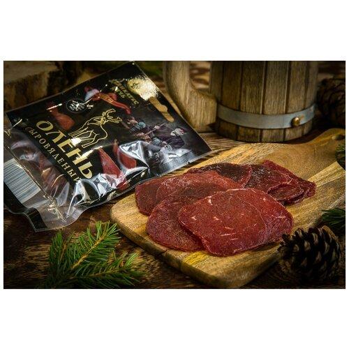 Деликатес Дичь Чипсы мясные сыровяленые «Олень», 35 г