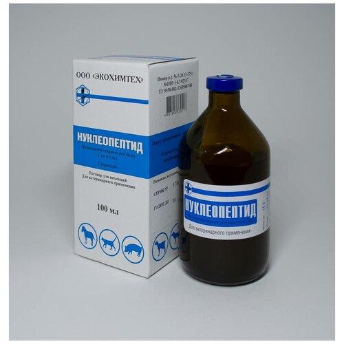 Нуклеопептид 100 мл, флакон