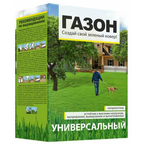 Смена газона Семена Алтая Универсальный, 1 кг