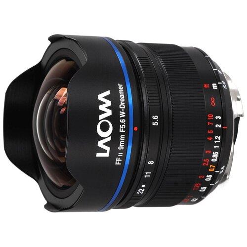 Фото - Объектив Laowa 9mm f/5.6 FF RL Leica M черный объектив laowa 11mm f 4 5 ff rl nikon z черный