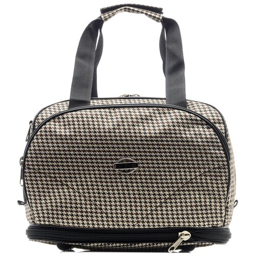 Дорожная сумка-саквояж (ручная кладь