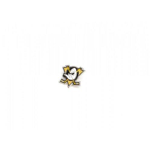 Значок Atributika & Club NHL Anaheim Ducks 61015 (размер Стандартный, цвет Желтый/черный)