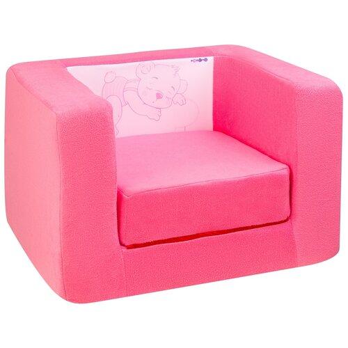 Фото - Раскладное детское кресло Paremo бескаркасное, мягкое, Дрими, цвет Роуз, Стиль 2 (PCR320-67) раскладное детское кресло paremo бескаркасное мягкое дрими крошка перси pcr320 50