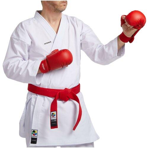 Пояс для карате 3,1 м красный WKF OUTSHOCK Х Decathlon Рубиновый