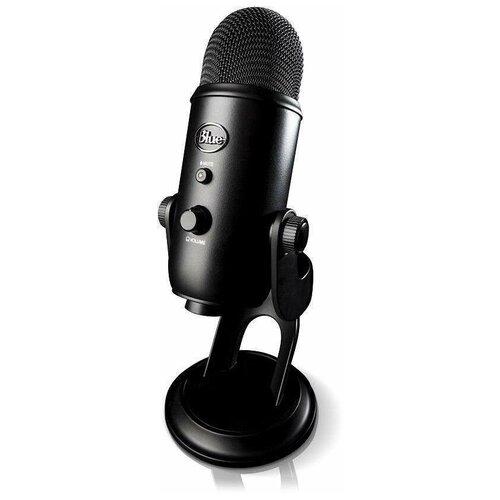 Микрофон Blue Yeti Black