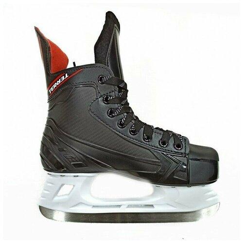 Хоккейные коньки Tech Team Terret, размер 43