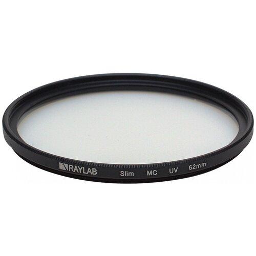 Фото - Фильтр защитный ультрафиолетовый RayLab UV Slim 62mm софтбокс raylab rpf sb1014 s silver