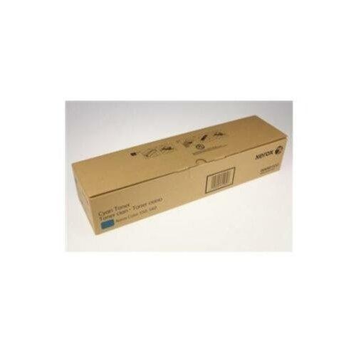Фото - Xerox Тонер-Картридж Xerox 006R01532 для Xerox Color 550/560 голубой тонер картридж xerox 006r01141