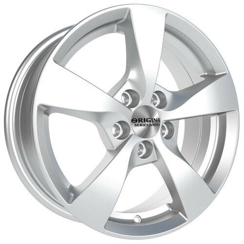 Колесные диски СКАД Skoda Rapid KL-265 6x15/5*100 D57,1 ET38