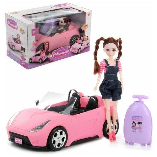 Кукла VELD CO 115923 с машиной