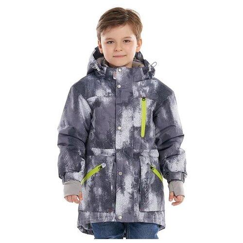 Купить Куртка Oldos Соломон размер 140, серый, Куртки и пуховики