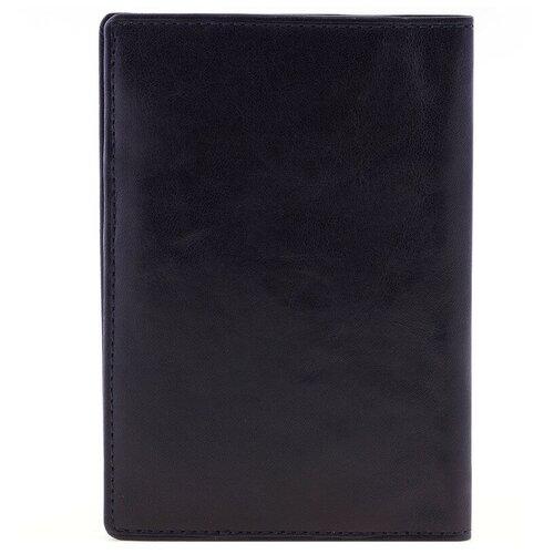 Обложка для паспорта Tony Perotti Topkapi gioil, женская, натуральная кожа, синий