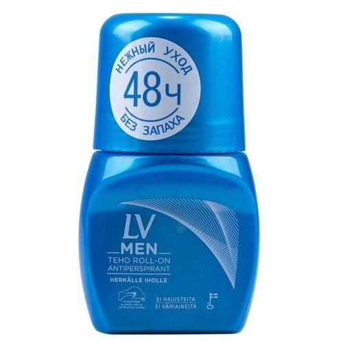 Дезодорант LV MEN с защитой 48ч 60мл