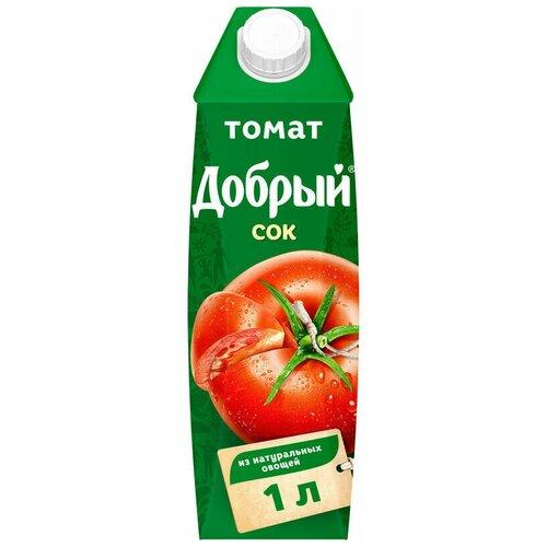 Добрый Сок Добрый томатный 1 л (12 штук)