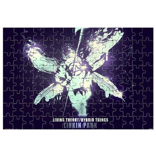 Магнитный пазл Linkin Park Стрекоза