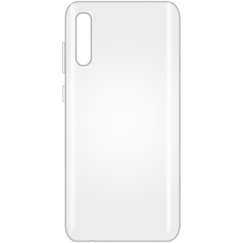 Защитный чехол для Samsung Galaxy A30s / на Самсунг Гелакси А30с / бампер / накладка на телефон / Прозрачный