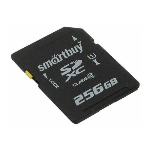 Фото - Карта памяти Smartbuy SDXC 256 Гб карта памяти smartbuy micro sd 256 гб