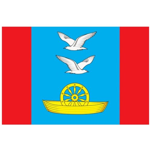 Флаг Новосёловского сельсовета (Красноярский край)