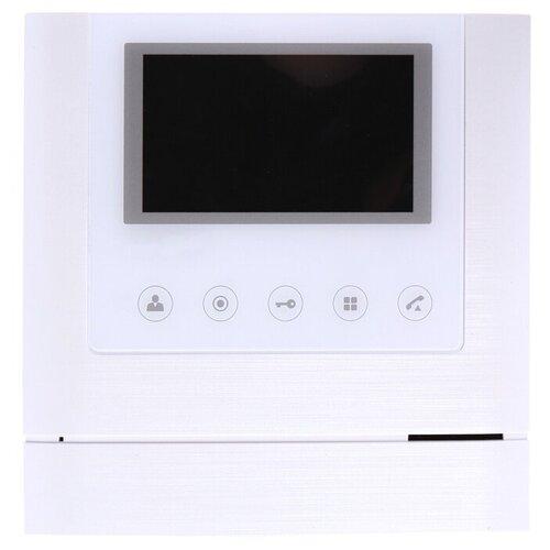 Видеодомофон Commax CDV-43M/VZ Metalo White