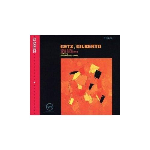 Фото - Компакт-диски, Verve Records, STAN GETZ - Getz / Gilberto (CD) stan getz charlie byrd stan getz charlie byrd jazz samba
