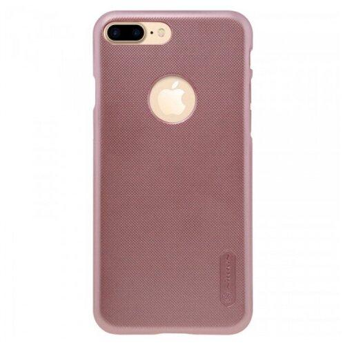 Nillkin Super Frosted Shield Матовый чехол для iPhone 7 Plus / 8 Plus (+ пленка) чехол для iphone 7 plus nillkin synthetic fiber черный