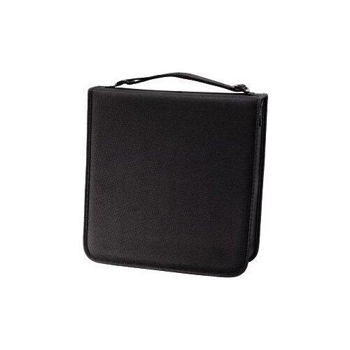 HAMA Портмоне Hama H-12046 для 192 CD/DVD черный