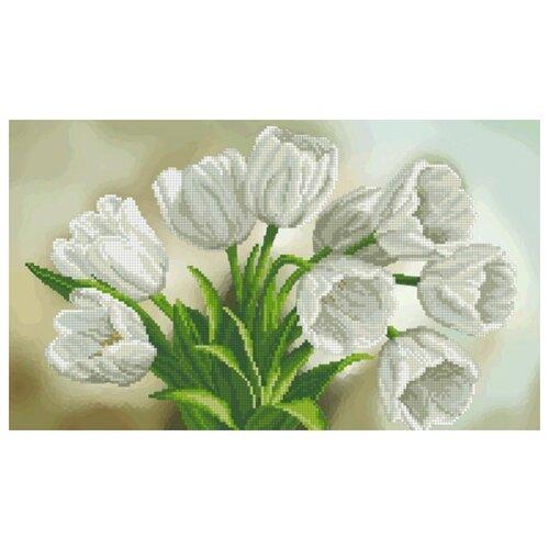 Набор для вышивания мулине краса И творчество арт.61011 Восторг 1 35,5х21,5 см