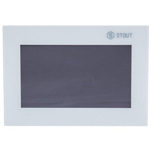 Регулятор WIFI для управления беспроводными электрическими приводами, ST-8s WIFI, белый STOUT STE-0101-100801
