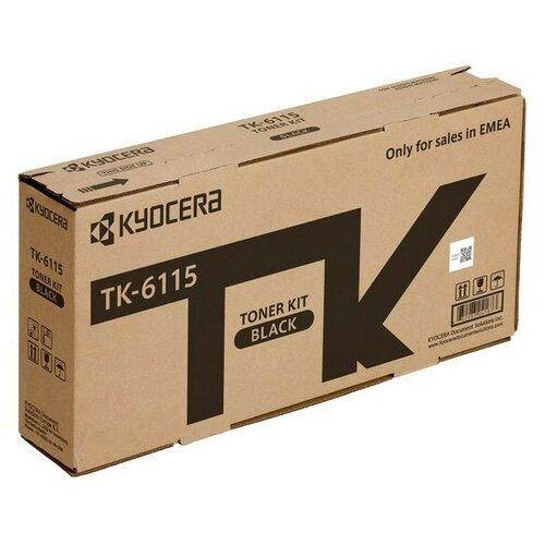 Фото - Тонер-картридж Kyocera TK-6115 чер. для M4125idn/M4132idn hi black tk 6115 картридж для kyocera ecosys m4125idn m4132idn 15k